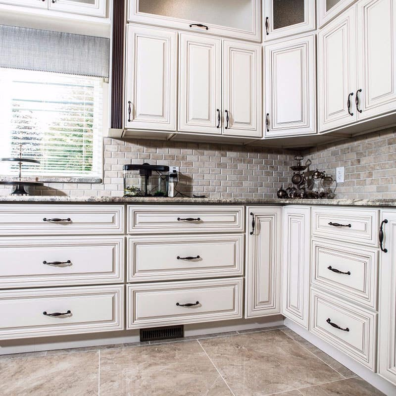 cabinets countertop tiled midcityeast backsplash working with for cabinet antique finished white gorgeous pairs glossy and